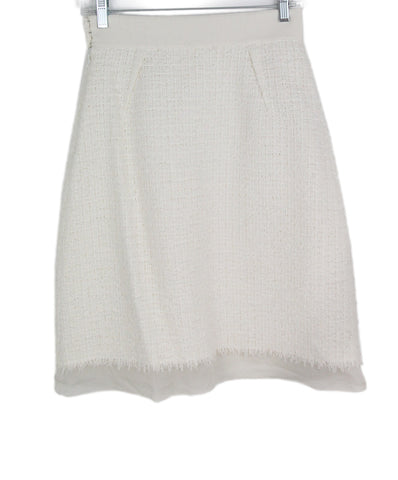 Giambattista White Polyamide Cotton Dress 1