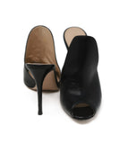 Gianvito Rossi Black Leather Shoes 3