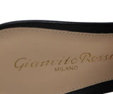 Gianvito Rossi Black Leather Shoes 5