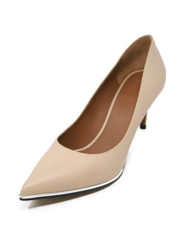 Givenchy Nude Heels 1