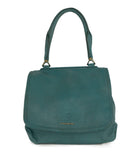 Givenchy Blue Leather Shoulder Bag Handbag 1