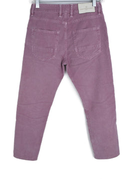 Golden Goose Pink Corduroy Pants 2