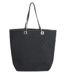 Gucci Black Monogram Handbag 1