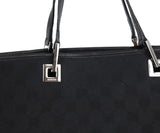 Gucci Black Monogram Handbag 8