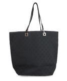 Gucci Black Monogram Handbag 3