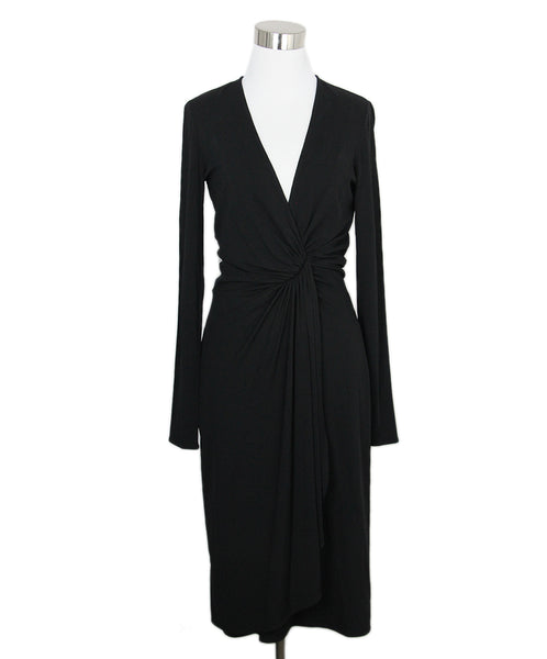 Gucci Black Polyamide Dress 1