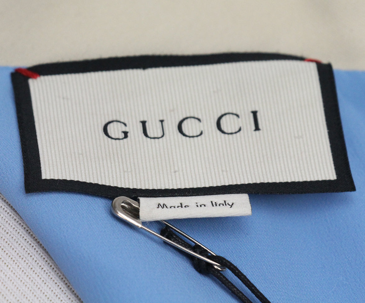 Gucci Blue ivory Top 4
