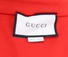 Gucci Red Spandex Black Dress 3