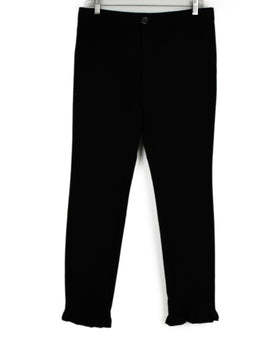 Gucci Black Cotton Polyamide Pants 1