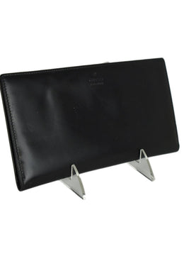 Gucci Black Leather Wallet 2