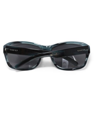 Gucci blue plastic sunglasses 1