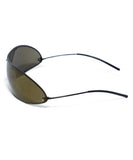 Gucci Brown Lens Mask Sunglasses 4