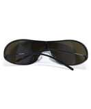 Gucci Brown Lens Mask Sunglasses 2