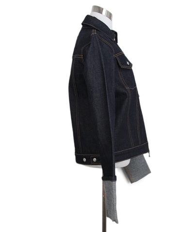 Helmut Lang dark denim jacket 1
