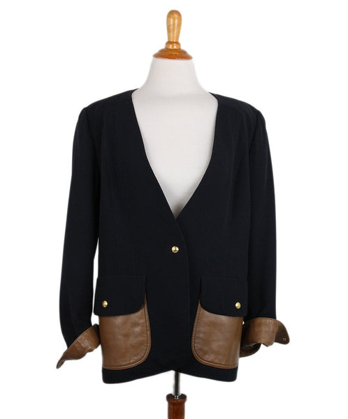 Hermes Black Jacket 1