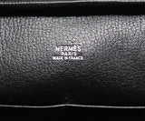 Hermes Black Leather 32