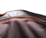 Hermes Caravan Horizontal MM Brown Leather Tote 7