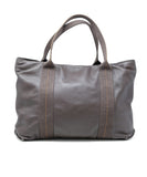 Hermes Caravan Horizontal MM Brown Leather Tote 2