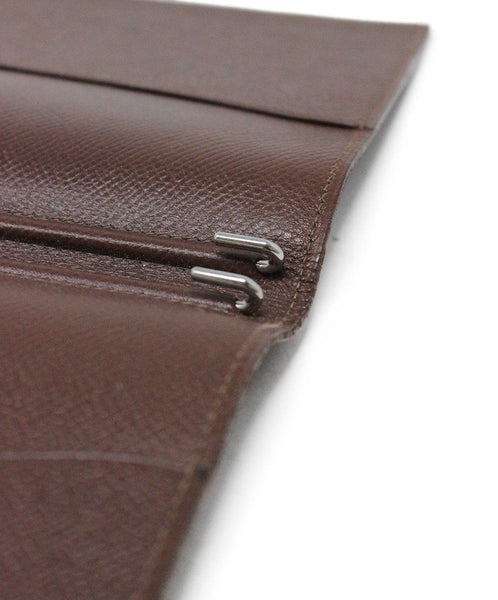 Hermes Brown Leather Medium Agenda Cover 5