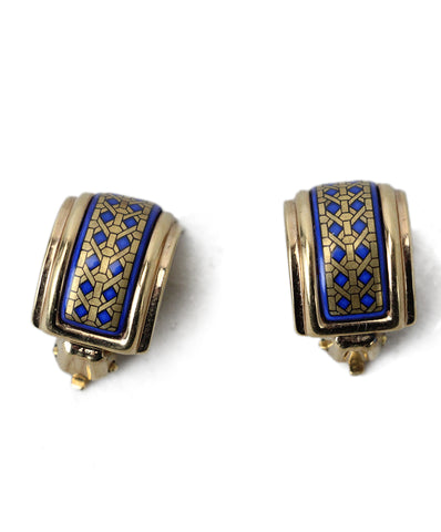 Hermes Clip On Earrings 1