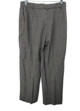 Hermes Grey Wool Pants 2