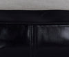 Hermes Black Beige Canvas Leather Vintage Trim Bag Handbag 12
