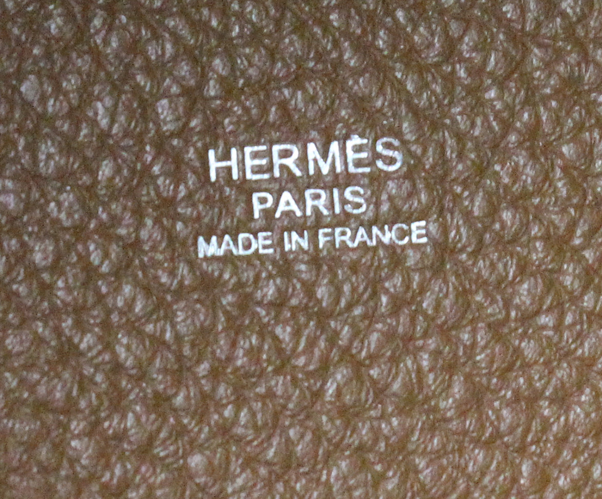 Hermes Tan Leather Picotin Bag 7