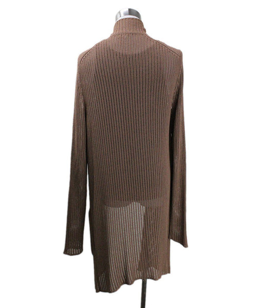 Sweater St Hermes Brown Knit Sweater 1
