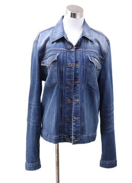 Hudson Blue Denim Jacket