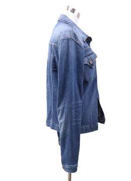 Hudson Blue Denim Jacket 1