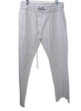 'I Wish' White Pants sz 2