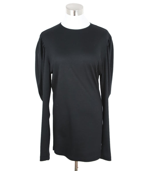 Isabel Marant Black Wool Top 1
