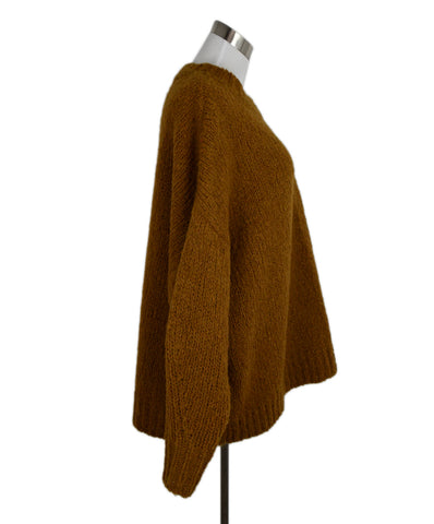 Isabel Marant Brown Tan Alpaca Wool Sweater 1