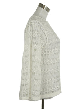 Isabel Marant White Linen Top 2
