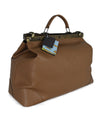 Tramontano Italy Neutral Tan Leather Doctor's Bag 2