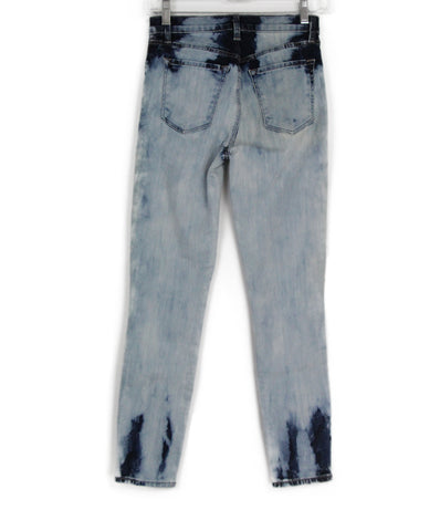 J Brand Blue Light Denim Pants 1