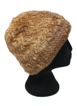 J. Mendel Brown Mink Hat