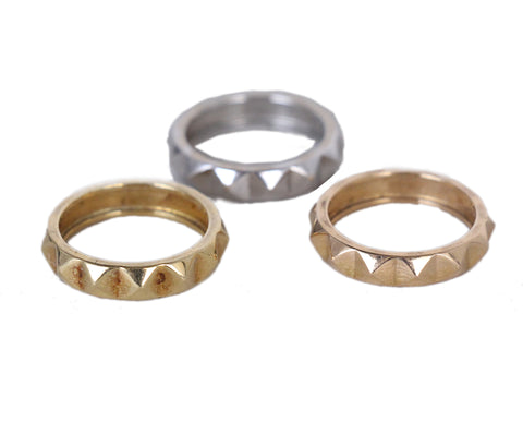Jack Vartanian set of 3 rings 1