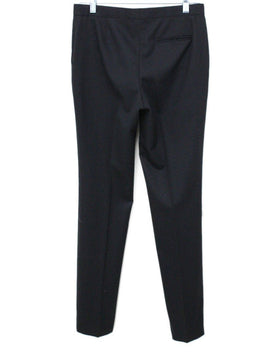 Jil Sander Black Wool Pants 1