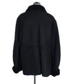 Jil Sander Black Shearling Coat Outerwear 3