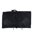 Jil Sander Black Leather Clutch Handbag 3