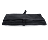 Jil Sander Black Leather Clutch Handbag 4