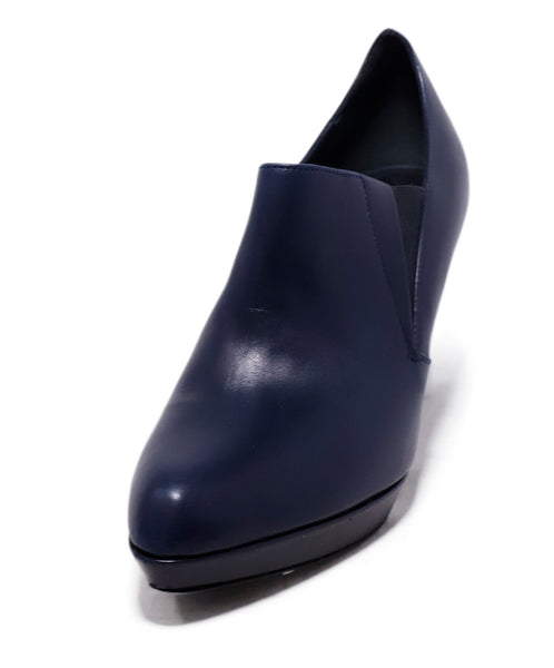 Jil Sander Blue Leather Heels 1