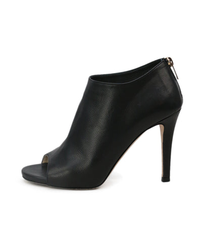 Jimmy Choo Black Leather 1