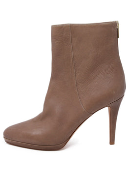 Jimmy Choo Neutral Tan Booties 2