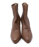 Jimmy Choo Neutral Tan Booties 4