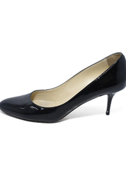 Jimmy Choo Black Patent Leather Heels 2