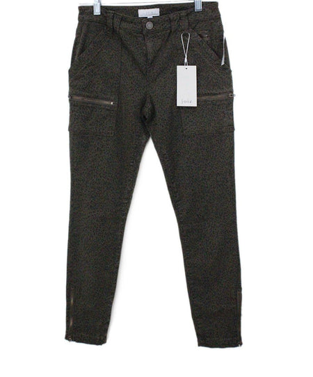 Hermes Grey Wool Pants Sz 4