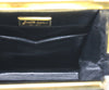 Judith Leiber Black Alligator Leather with Swarovski Cyrstal Top Handle Clutch 11