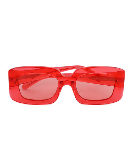 Gucci Brown Lens Mask Sunglasses